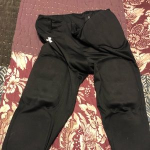 Boys youth large football pants
